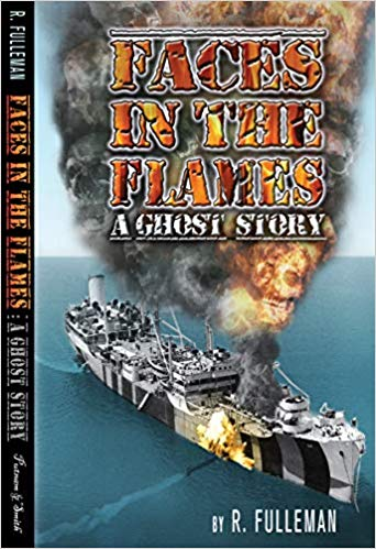 Faces in the Flames: A Ghost Story - book cover